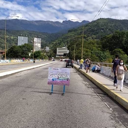 Diario Frontera, Frontera Digital,  GBOIERNO DE MÉRIDA, Regionales, ,Avanzan trabajos de rehabilitación del viaducto Miranda