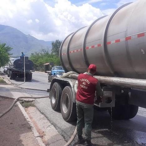 Diario Frontera, Frontera Digital,  PLAN CISTERNA, Regionales, ,Plan Cisterna atendió a más de 8000 familias merideñas