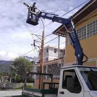 """Diario Frontera, Frontera Digital,  ALCALDÍA DE MÉRIDA, Regionales, ,Alcides Monsalve: """"Mérida será la ciudad más iluminada de Venezuela"""""""