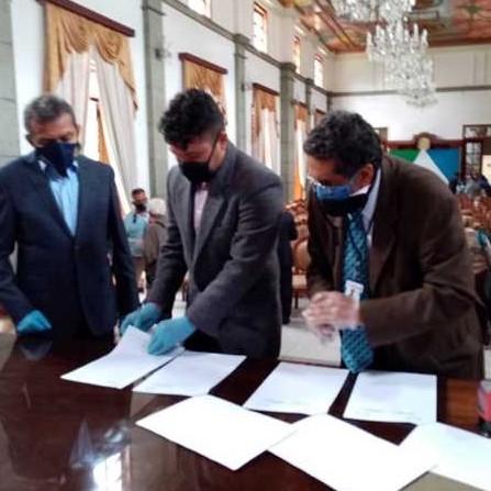 Diario Frontera, Frontera Digital,  ACUERDO FOMDES, GOBIERNO DE MÉRIDA, Regionales, ,Fomdes firmó convenio con Cormetur e Injuvem  para reimpulsar sector productivo