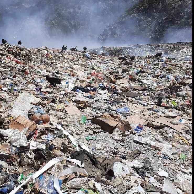Diario Frontera, Frontera Digital,  LOMA DE EL CALVARIO, Regionales, ,Cierre del vertedero imposibilita realizar  rutas de recolección de desechos en #Mérida