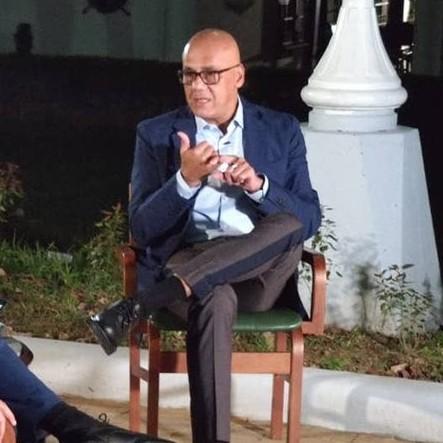 Diario Frontera, Frontera Digital,  JROEG RODRÍGUEZ, Politica, ,Jorge Rodríguez: Necesitamos recuperar  la institucionalidad de la AN que destrozó Guaidó