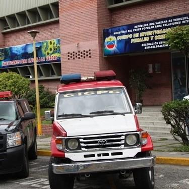 Diario Frontera, Frontera Digital,  CICPC MÉRIDA, Sucesos, ,CICPC MÉRIDA  APREHENDIÓ  A DOS HOMICIDAS EN MÉRIDA