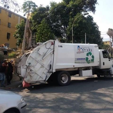 Diario Frontera, Frontera Digital,  SERGIDESOL, ASEO URBANO DE MÉRIDA, Regionales, ,A partir de este lunes comenzará  a normalizarse servicio de aseo urbano en Mérida