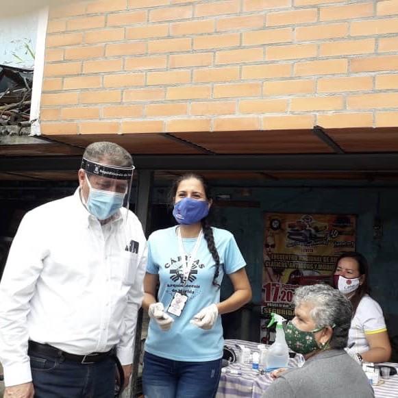 Diario Frontera, Frontera Digital,  CÁRITAS, Regionales, ,Alianza de Cáritas Mérida benefició comunidad afectada por las lluvias