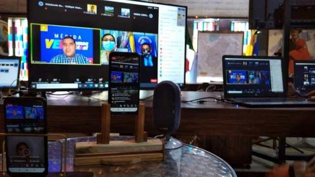 Diario Frontera, Frontera Digital,  Comando de Campaña Darío Vivas, MÉRIDA, Politica, ,Comando de Campaña Darío Vivas de Mérida inició segunda fase de foros online