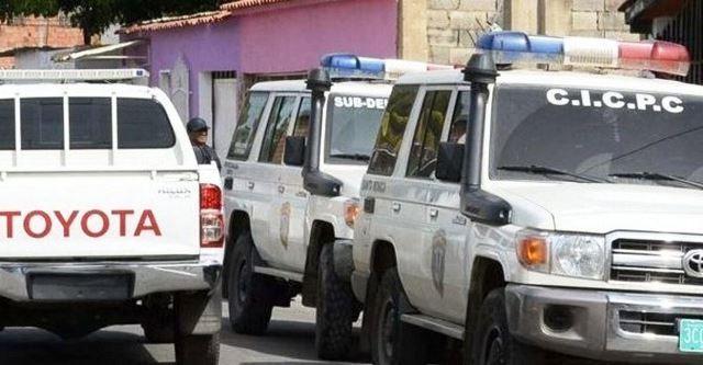 Diario Frontera, Frontera Digital,  CATATUMBO, Sucesos, ,OCHO DETENIDOS POR EL HOMICIDIO  DEL FUNCIONARIO POLICIAL DE CATATUMBO