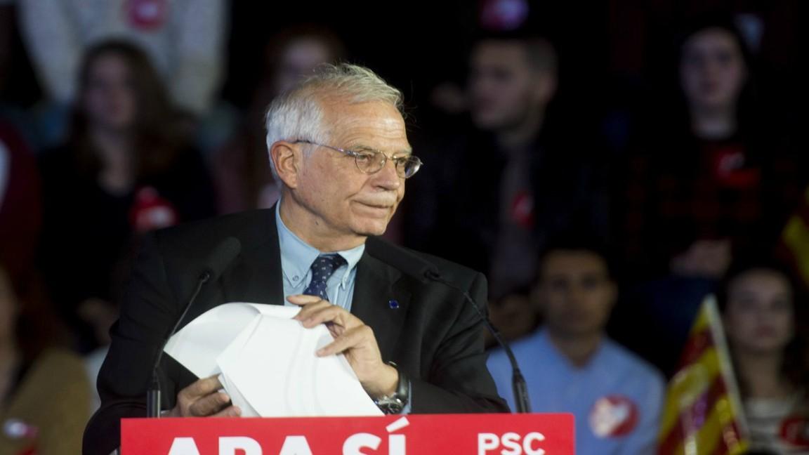 Diario Frontera, Frontera Digital,  BORRELL, EUROPA, Internacionales, ,La misión de la Unión Europea se va con las manos vacías  y Borrell está en un problemón