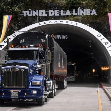 Diario Frontera, Frontera Digital,  COLOMBIA, TÚNEL DE LÍNEA, Internacionales, ,COLOMBIA. Inauguran el túnel de La Línea, tras 11 años de construcción