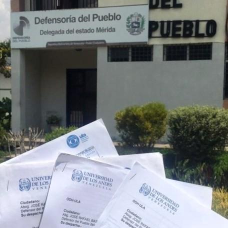 Diario Frontera, Frontera Digital,  ODH-ULA, Regionales, ,El régimen de facto en Venezuela  paralizó la justicia con el COVID-19 como excusa