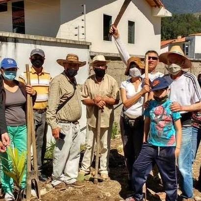 Diario Frontera, Frontera Digital,  VECINMOS DE SANTA MARÍA, MÉRIDA, Regionales, ,Vecinos trabajan juntos por la comunidad