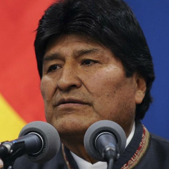 Diario Frontera, Frontera Digital,  EVO MORALES, Internacionales, ,Juez confirma inhabilitación de Evo Morales  para ser candidato al Senado boliviano