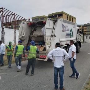 Diario Frontera, Frontera Digital,  SERGIDESOL, ALCALDÍA DE MÉRIDA, Regionales, ,Sergidesol trabaja para poner al día  las rutas de recolección en Mérida