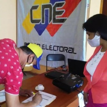 Diario Frontera, Frontera Digital,  CNE, Politica, ,CNE inicia ubicación de  partidos políticos regionales en el tarjetón electoral
