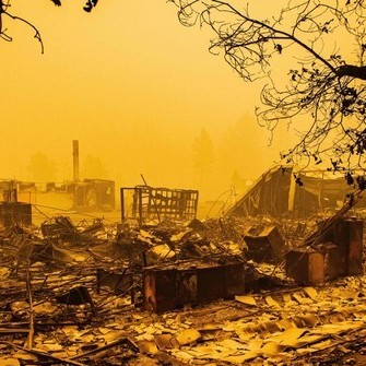 Diario Frontera, Frontera Digital,  EE.UU., FUEGO, Internacionales, ,El fuego se ceba con el oeste de EE.UU.:  «Nunca hemos visto incendios de tal magnitud»