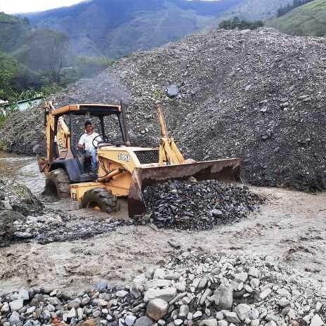 Diario Frontera, Frontera Digital,  lluvias en canaguá, Regionales, ,Ejecutivo regional de #Mérida atiende emergencias en Canaguá