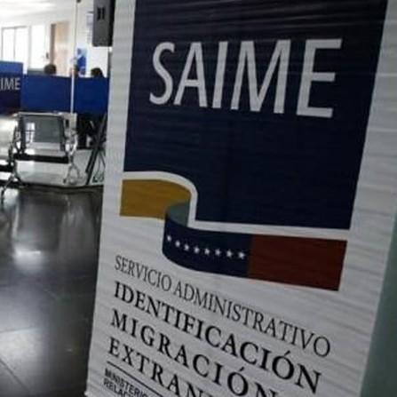 """Diario Frontera, Frontera Digital,  SAIME, Nacionales, ,Saime desmiente """"fake news""""  de activación del sistema en el 2021"""