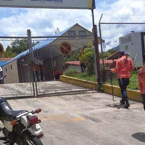 Diario Frontera, Frontera Digital,  ACNUR, Regionales, ,Gobernador de Mérida manifestó desacuerdo con carpa de la Acnur en el Iahula