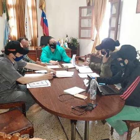 Diario Frontera, Frontera Digital,  CONCEJO MUNICIPAL DEL LIBERTADOR, Politica, ,Concejo Municipal Libertador respalda rechazo  del presidente Maduro al bloqueo económico