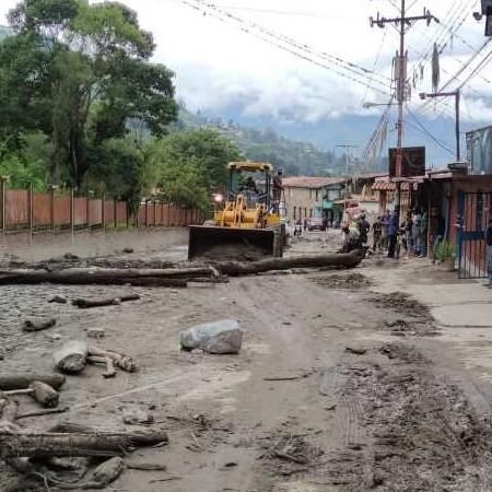 Diario Frontera, Frontera Digital,  EJIDO, MÉRIDA, PROTECCIÓN CIVIL, Regionales, ,Desplegada maquinaria y PC  para atender emergencia por lluvia en Campo Elías