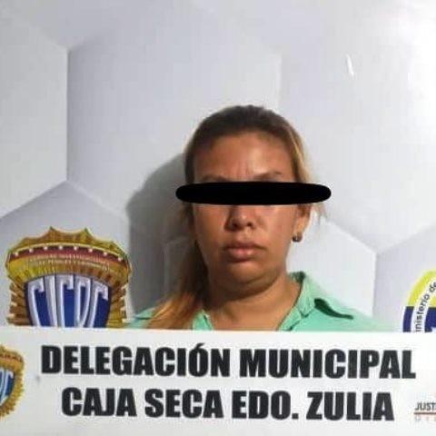 """Diario Frontera, Frontera Digital,  CICPC, CAJA SECA, Sucesos, ,CICPC CAJA SECA APREHENDIÓ A """"LA CATIRA""""  POR ESTAFAR CON 283 BOMBONAS DE GAS"""