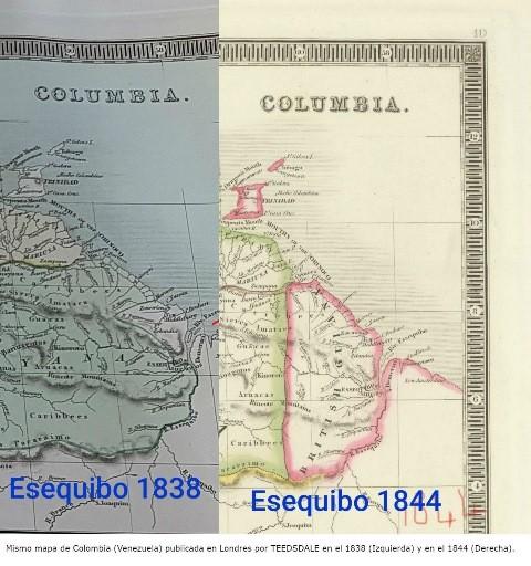 Diario Frontera, Frontera Digital,  VENEZUELA, RECLAMO ESEQUIIBO, Nacionales, ,Venezuela posee derechos históricos sobre el territorio Esequibo