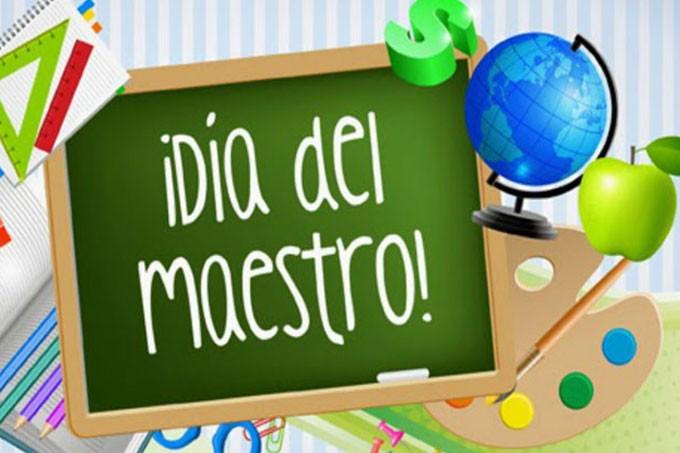 Diario Frontera, Frontera Digital,  DÍA DEL MAESTRO, Regionales, ,Al Maestro con cariño