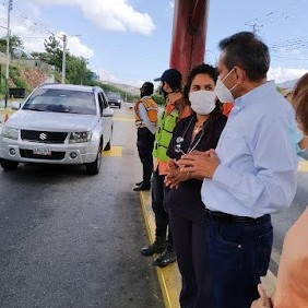 Diario Frontera, Frontera Digital,  PROTECCIÓN CIVIL, MÉRIDA, Regionales, ,Protección Civil Mérida mantiene operativos  de concientización anticovid en todo el estado