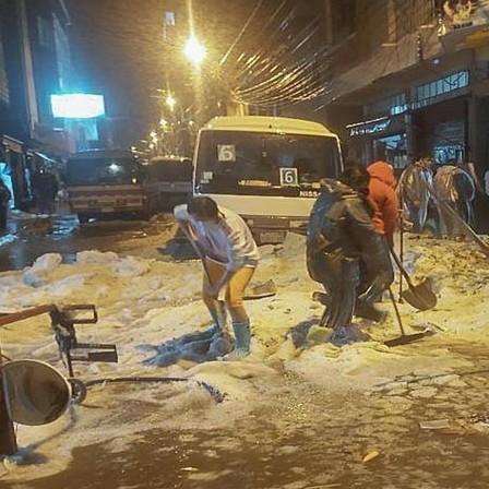 Diario Frontera, Frontera Digital,  LA PAZ, Internacionales, ,Tormenta de granizo deja al menos tres muertos en la capital de Bolivia