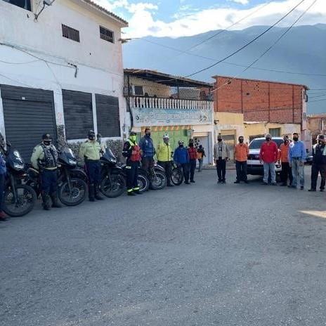 Diario Frontera, Frontera Digital,  ALCALDÍA DE CAMPO ELÍAS, SEGURIDAD CIUDADANA, SIMÓN FIGUEROA, Regionales, ,MANTENDRÁN VIGILANCIA  EN CALLE CARABOBO POR UNA SEMANA  MÁS ATENTOS A NUEVOS ANUNCIOS DEL EJECUTIVO NACIONAL