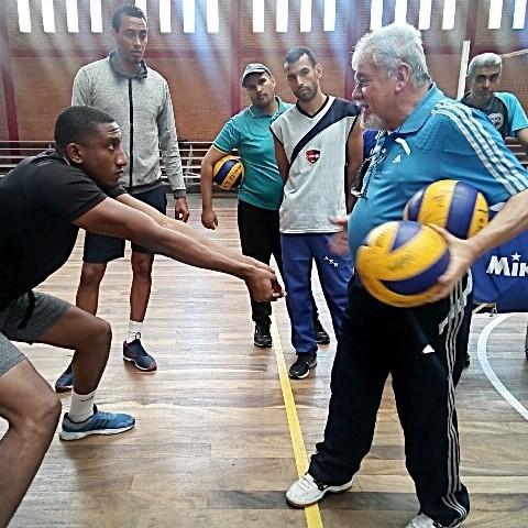"""Diario Frontera, Frontera Digital,  Eli Saúl Chuecos, Deportes, ,El voleibol inició estructuración del """"Programa de Formación'2021"""""""