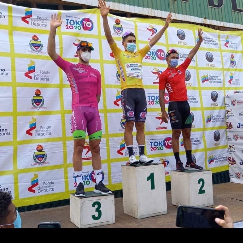 Diario Frontera, Frontera Digital,  VUELTA AL TÁCHIRA, Deportes, ,Androni impone récord en inicio  de Vuelta al Táchira 2021
