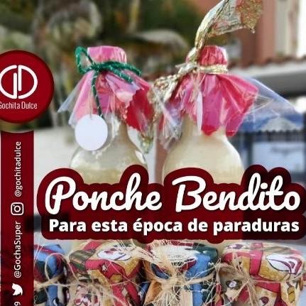 Diario Frontera, Frontera Digital,  GOCHITA DULCE, PONCHE BENDITO, Regionales, ,Nace en Mérida Ponche Bendito de Gochita Dulce