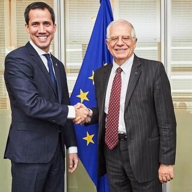 Diario Frontera, Frontera Digital,  PARLKAMENTO EWUROPEO, Internacionales, ,Parlamento Europeo pide a la UE reconocimiento de Guaidó  como presidente interino de Venezuela