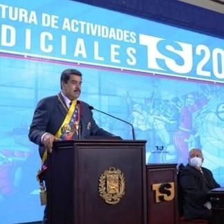 """Diario Frontera, Frontera Digital,  TSJ, NICOLÁS MADURO, Nacionales, ,Maduro a la oposición: """"Se pretende mantener la línea  de un Estado paralelo ineficaz, írrito y nulo"""""""
