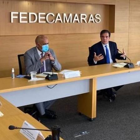 Diario Frontera, Frontera Digital,  Comisión de Diálogo y Fedecámaras, Politica, ,Comisión de Diálogo y Fedecámaras  buscarán soluciones a diversos temas