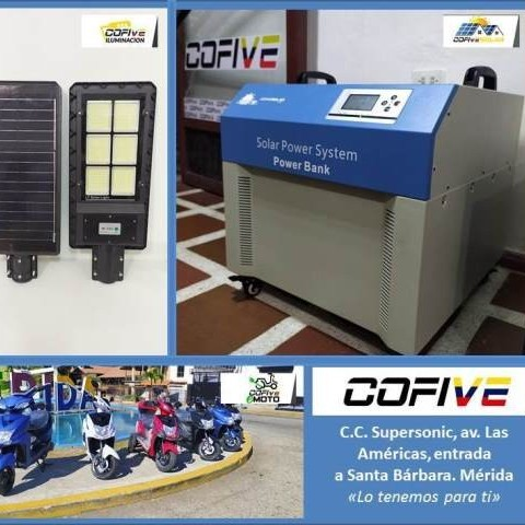 Diario Frontera, Frontera Digital,  EXPO COFIVE, ENERGÍA LIMPIA, Tecnología, ,Este martes #26Ene Expo COFIVE  en el C.C. Supersonic de Mérida