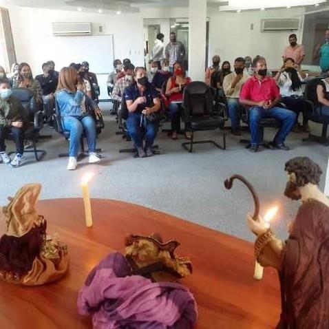 """Diario Frontera, Frontera Digital,  CLEBM, Regionales, ,Personal del Clebm celebró tradicional """"Paradura del Niño"""""""