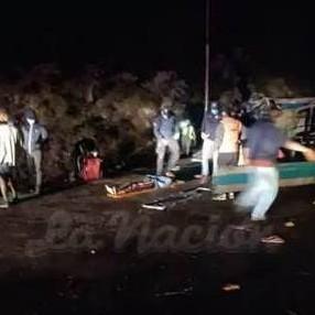 Diario Frontera, Frontera Digital,  TRAGEDIA EN LA FRONTERA, Sucesos, ,Tragedia en la frontera: al menos 9 fallecidos  y más de 15 heridos en accidente en la vía San Antonio-Capacho