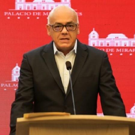 """Diario Frontera, Frontera Digital,  JORGE RODRÍGUEZ, Nacionales, ,Jorge Rodríguez presenta """"testimonio voluntario""""  para acusar de terrorismo a opositores"""