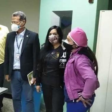 Diario Frontera, Frontera Digital,  PLAN CARABOBO 200, Regionales, ,Autoridades del Gobierno Nacional inspeccionaron  algunas  áreas   de los hospitales centinelas de Mérida