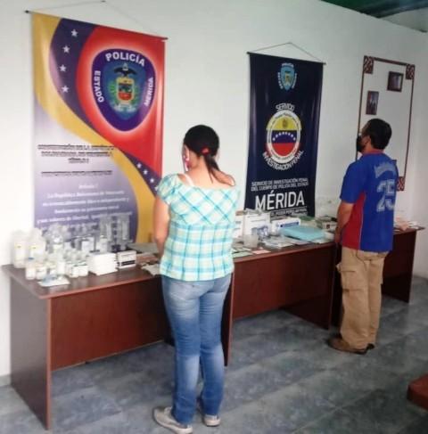 Diario Frontera, Frontera Digital,  ROBO EN EL IAHULA, Sucesos, ,POLICÍA APREHENDIÓ A ENFERMERA Y SU COMPINCHE  POR ROBO DE MEDICAMENTOS EN EL IAHULA