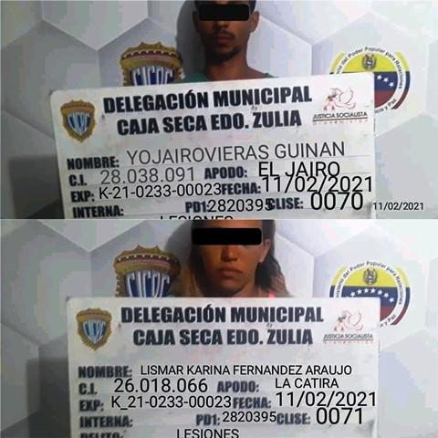 """Diario Frontera, Frontera Digital,  GIBRALTAR, CICPC, Sucesos, ,CICPC CAJA SECA  CAPTURO A """"EL JAIRO""""  CÓMPLICE DEL HOMICIDIO DEL GNB EN GIBRALTAR"""