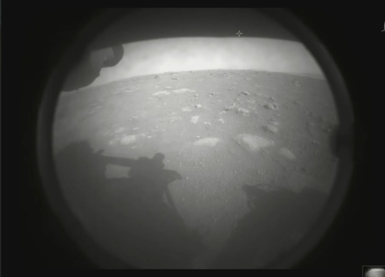 Diario Frontera, Frontera Digital,  NASA, Tecnología, ,NASA logra posar sobre Marte a su vehículo de exploración