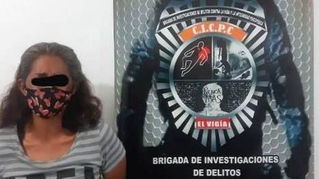 http://fronteradigital.com.ve/CICPC APREHENDEN A CIUDADANA POR PRESENTAR   DOS SOLICITUD POR ROBO Y  ATRACO EN EL VIGÍA