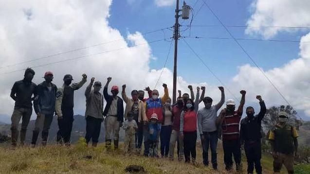http://fronteradigital.com.ve/Donación de transformador eléctrico benefició a 31 familias  y una escuela en sector La Trampa de Mérida