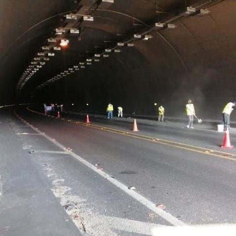 Diario Frontera, Frontera Digital,  Sapvem, Panamericana, ,Sapvem inició trabajos de mantenimiento en los túneles