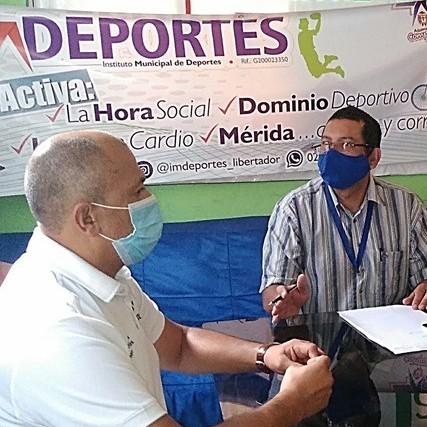 Diario Frontera, Frontera Digital,  Imdeportes y Asofútbol Mérida, Deportes, ,Imdeportes y Asofútbol Mérida trabajarán en forma mancomunada
