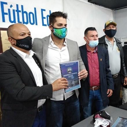 Diario Frontera, Frontera Digital,  ASO FÚTBOL, MÉRIDA, Deportes, ,Contó con aprobación unánime la Memoria y Cuenta'2020 de AFEMérida