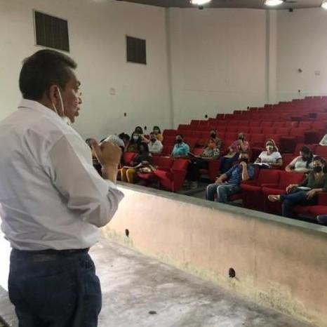 Diario Frontera, Frontera Digital,  DOCENTES, GOBIERNO DE MÉRIDA, Panamericana, ,Gobernador Ramón Guevara y docentes estadales  planificaron estrategias educativas